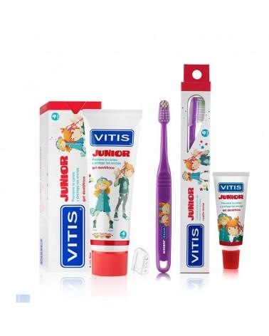 Pack Cuidado Bucal Infantil +6 años VITIS® junior