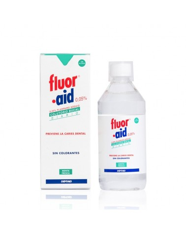 Enjuague Bucal FLUOR-AID® 500ml