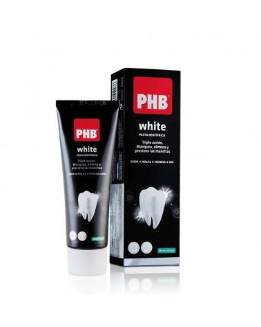 Pasta Dentífrica PHB® white 75ml