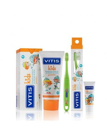 Pack Cuidado Bucal Infantil +2 años VITIS® kids